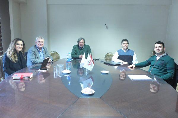 Teknik yardım ekibi Borsa' da ilk mesaisine başladı.
